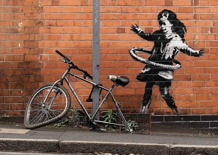 Banksy a Nottingham