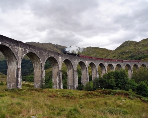 Harry Potter Glenfinnan