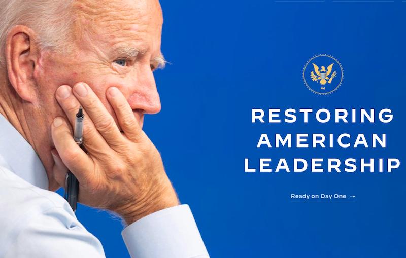 Biden cambiamento climatico priorità USA Harris