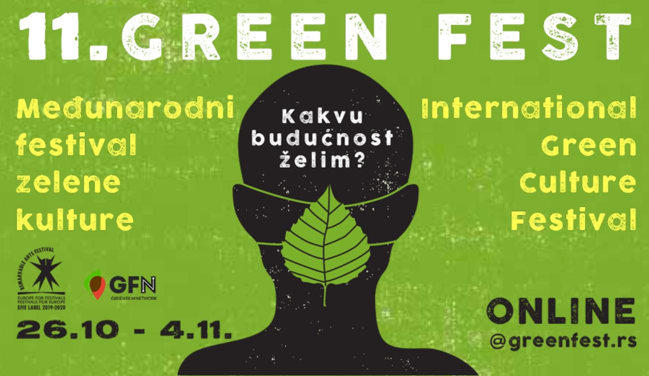 Green Fest Belgrado 2020