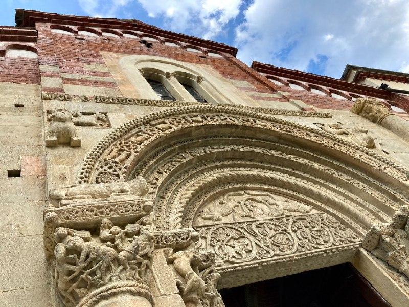 abbazia di santa fede