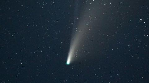 La cometa Erasmus visibile a fine novembre