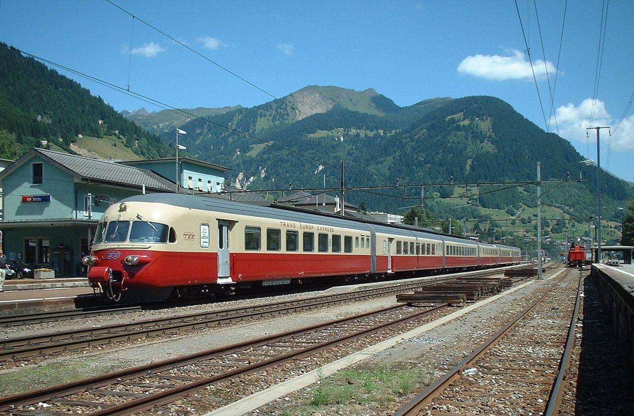 TEE Trans Europ Express