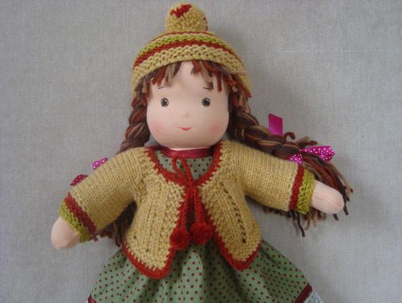 bambole waldorf vestiti