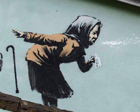 Banksy-Aachoo!!