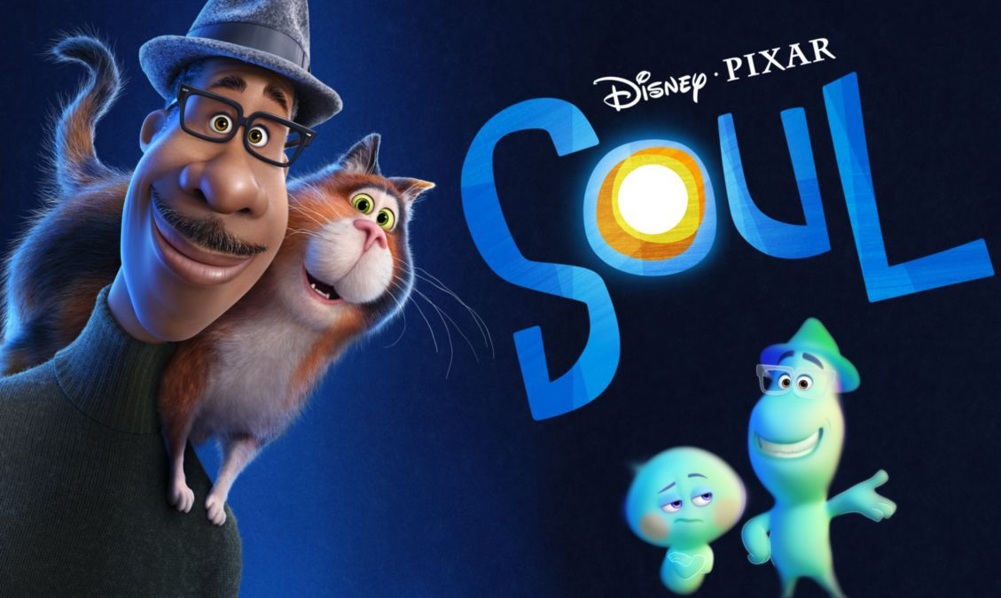 Personaggi di Soul film Disney di Natale