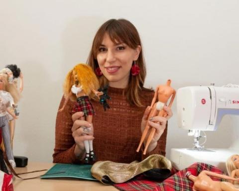 Rebecca di Biagio e la sua clinica per Barbie