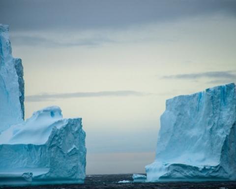 Buco nell'ozono Antartide