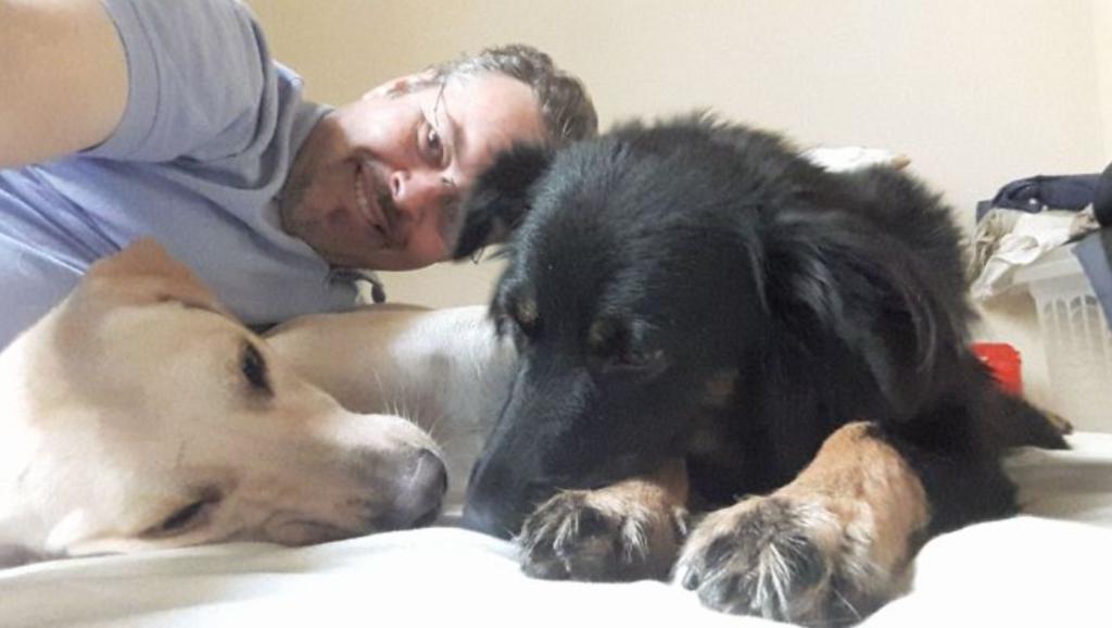 oao Paulo Araujoe i suoi cani.