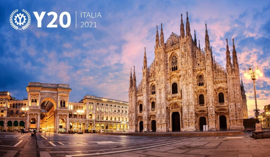 Y20 Summit a Milano