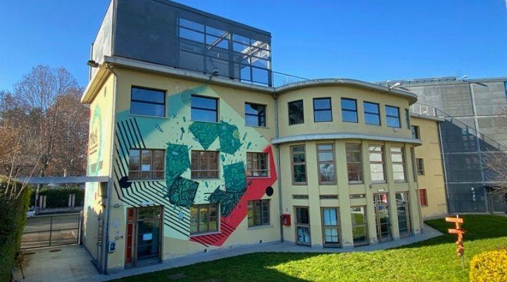 Arte urbana al Museo A Come Ambiente