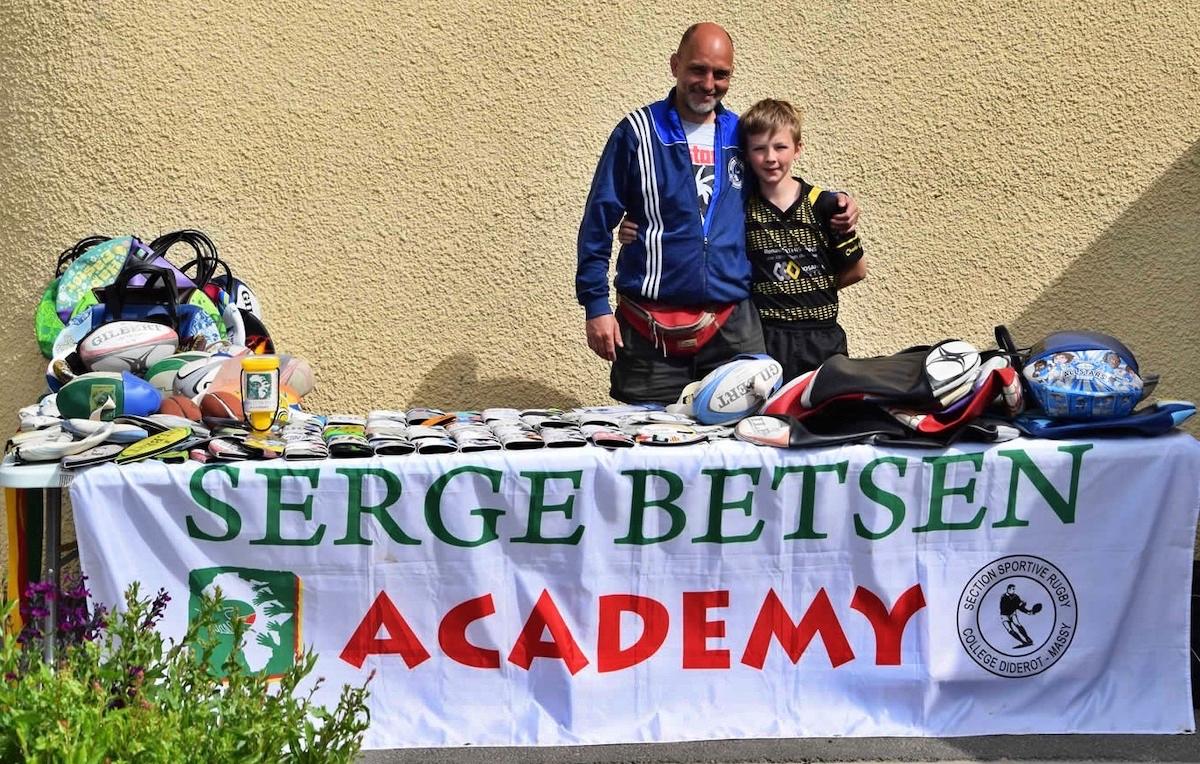 Serge Betsen Academy Camerun