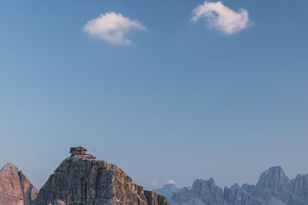 Rifugio Nuvolau