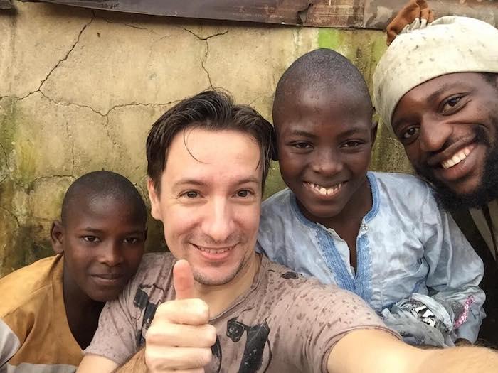 Congo ambasciatore