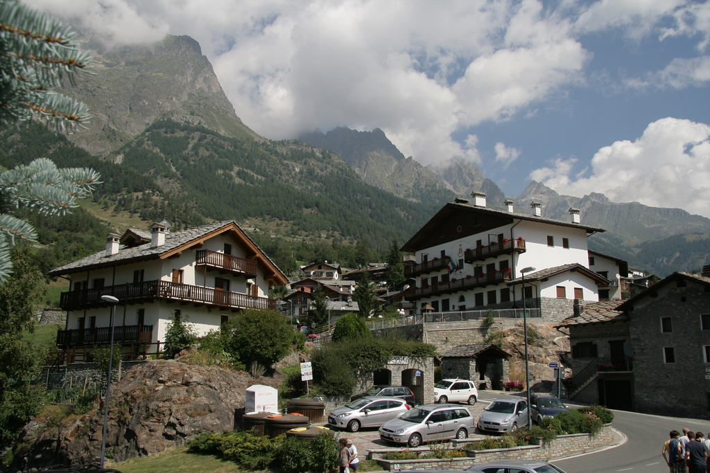 Case a 1 euro in valle d'Aosta