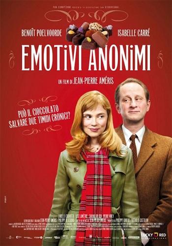 Emotivi anonimi, la locandina