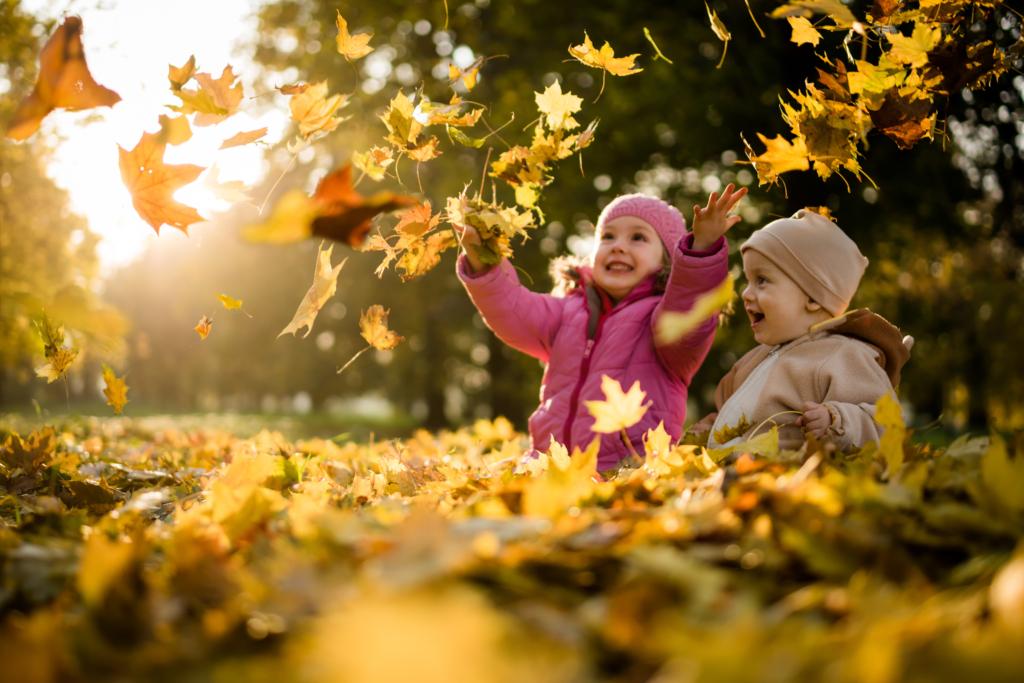 rafforzare sistema immunitario dei bambini