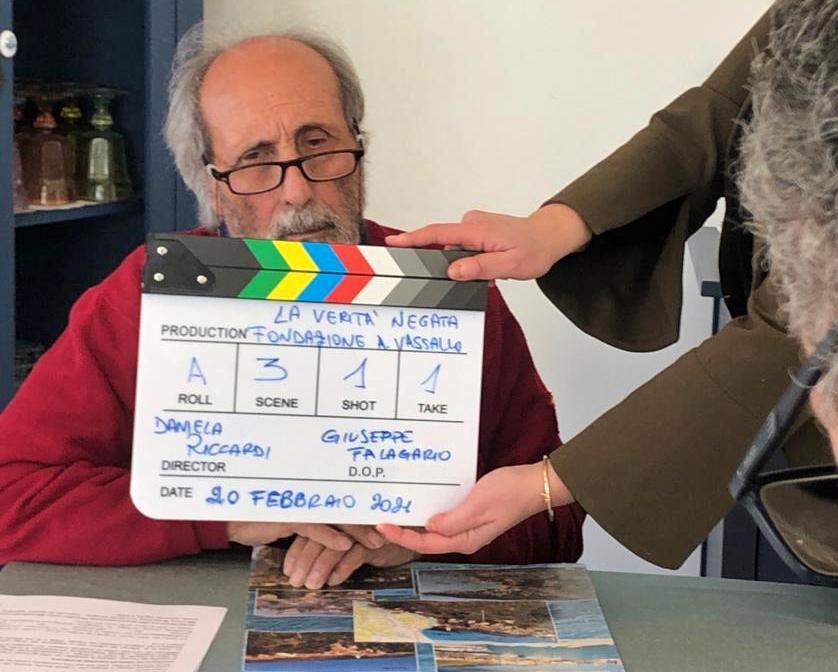 Angelo Vassallo La verità negata documentario film Daniela Riccardi