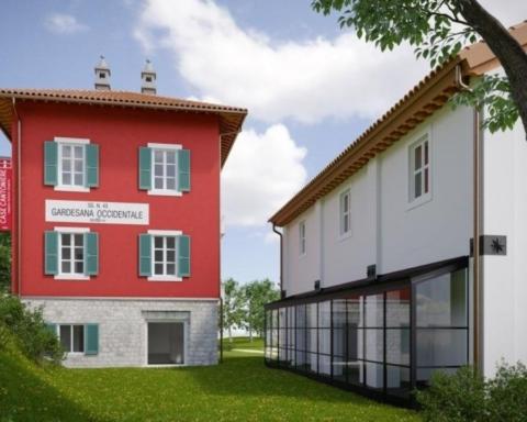 Progetto di riqualificazione delle case cantoniere