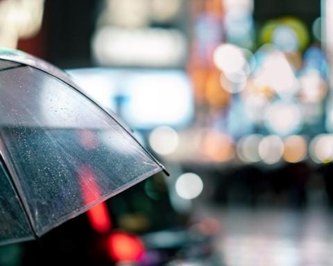 Il servizio di sharing umbrella in Giappone