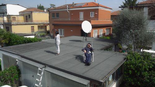 Kufid, una scena del film