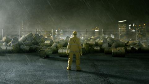 acqua contaminata di Fukushima