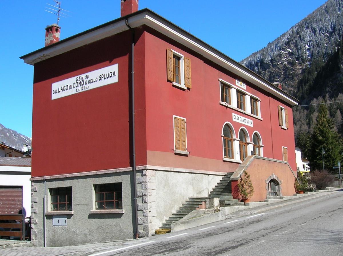 case cantoniere delle dolomiti