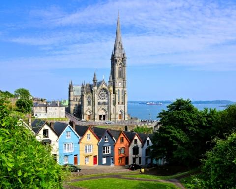 edifici rurali irlanda