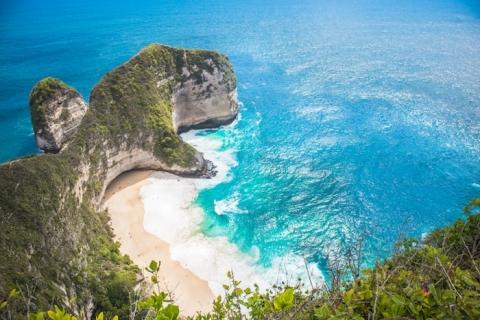 Spiagge più belle del mondo   Kelingking Beach Bali