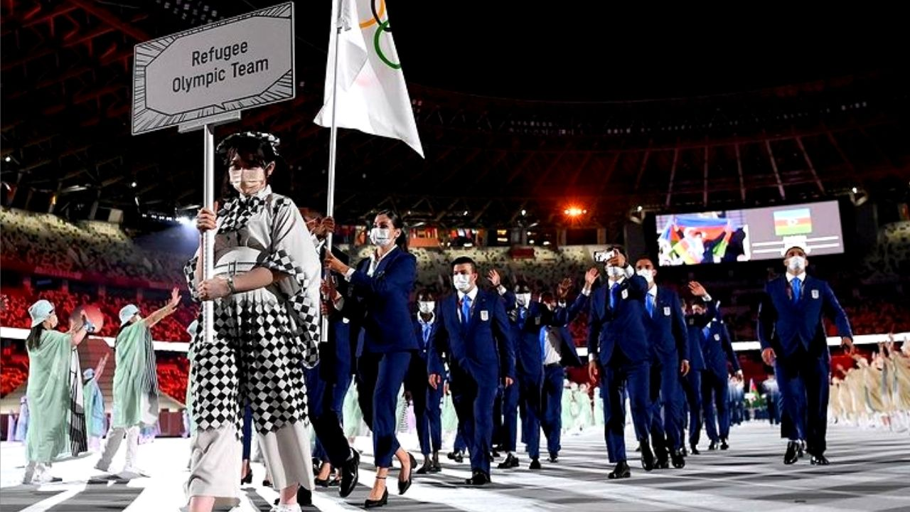 La squadra olimpica dei rifugiati a Tokyo 2020