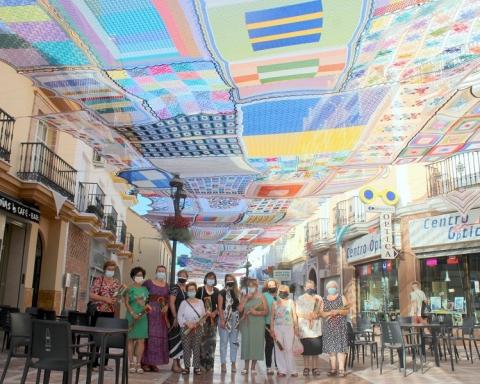 Yarn Bombing Spagna