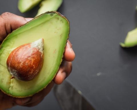 Avocado vaniglia