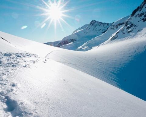 Legambiente ghiacciai