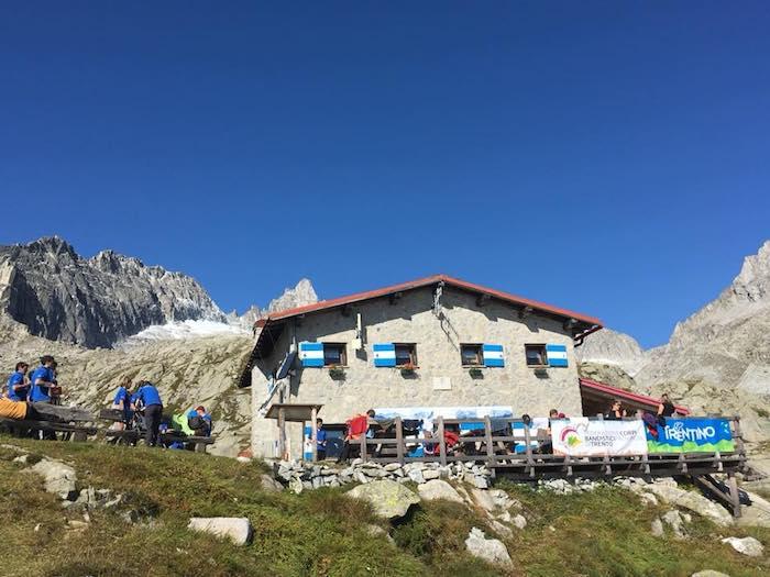 Rifugio alpino Val d'Amola