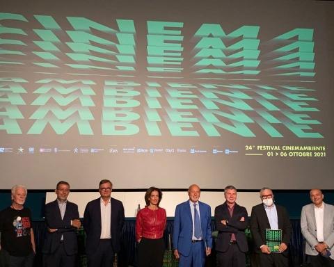 CinemAmbiente 2021 | Conferenza stampa