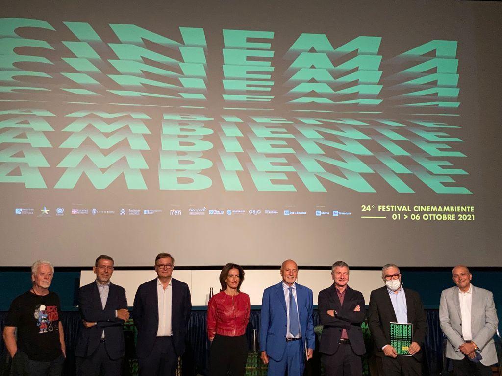 CinemAmbiente 2021   Conferenza stampa