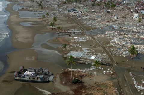 Giornata Internazionale per la Riduzione dei Disastri