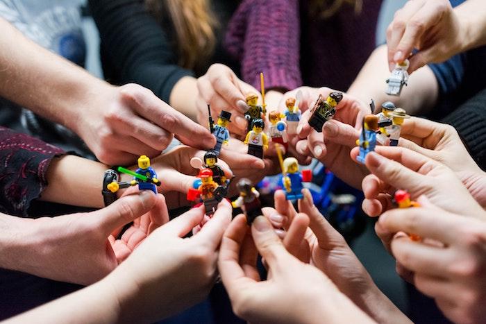 Lego stereotipi di genere