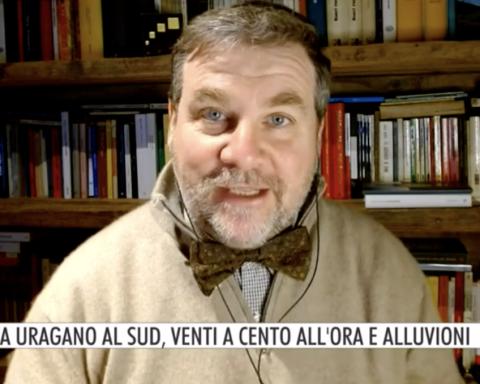 Alluvione a Catania | L'intervento di Luca Mercalli ad Agorà