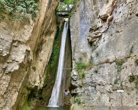 Parco delle cascate di Molina ph. Francesco Rasero @ ehabitat.it