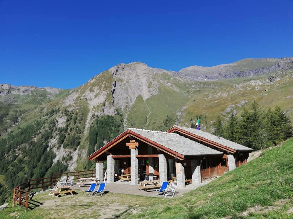 Rifugio escursionistico della Ciavanassa
