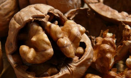 Noci: ricche di acidi grassi per combattere la pressione alta