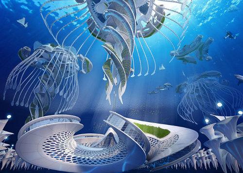 Aequorea-Oceanscraper-3D-printed-from-recycled-ocean-trash_Vincent-Callebaut_dezeen_1568_5