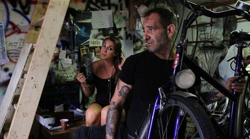 Alberto e sua moglie Gloria