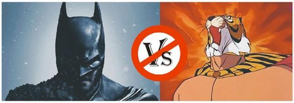 Batman Vs Tigerman