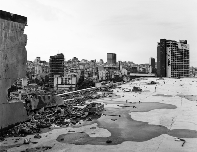 Beirut, 1991 Gabriele Basilico