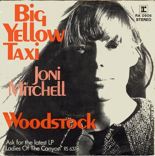 Big Yellow Taxi Cover