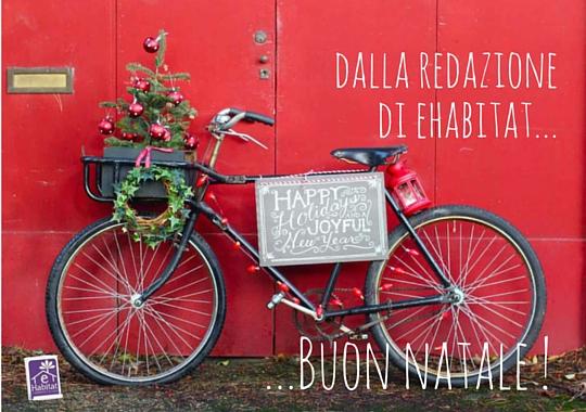 Buon natale bici ehabitat