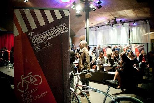 CinemAmbiente 2014   Press Conference