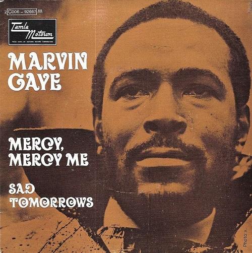 Copertina Mercy Mercy Me